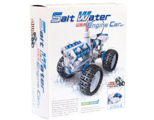 Salt Water Engine Car Box