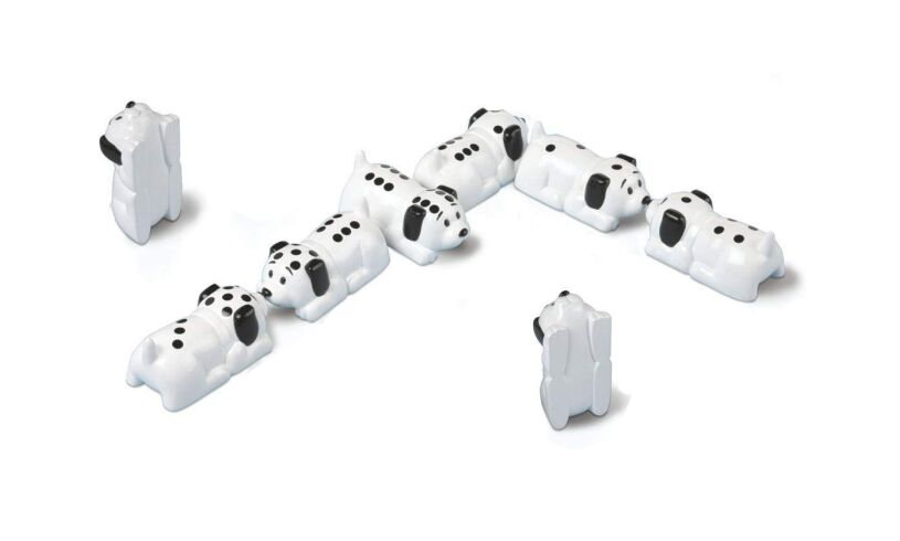 Paul Lamond Dalmatian Dominoes