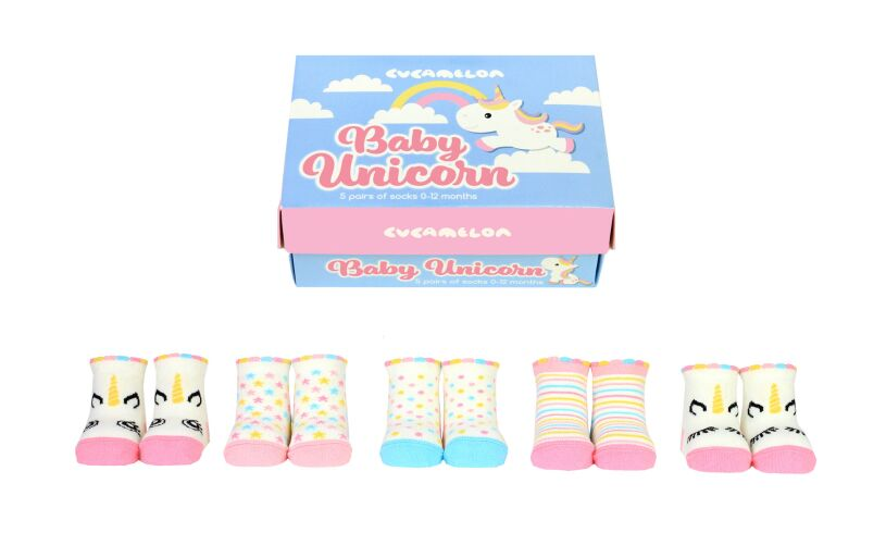 Baby Unicorn Socks