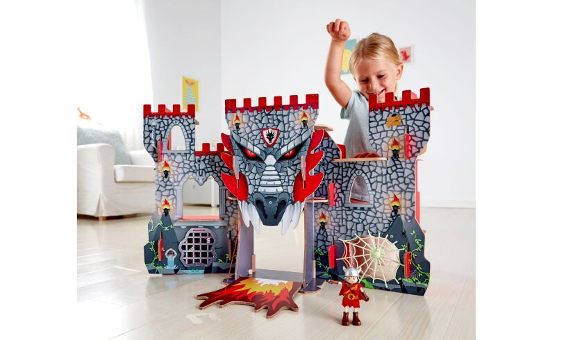 Hape Viking Castle