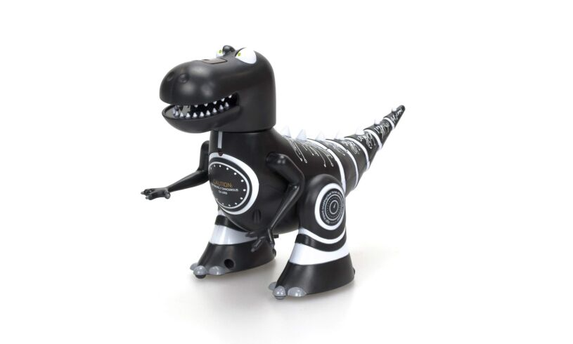 Mini Robosarus Infrared Remote Dinosaur