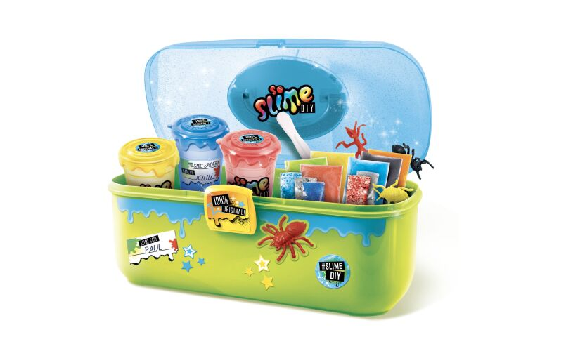 diy slime case with insect figures wicked uncle