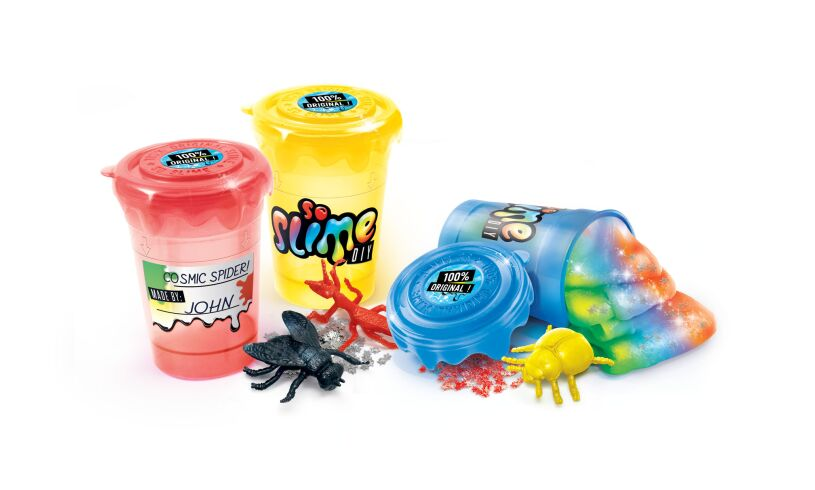 Slime case contents