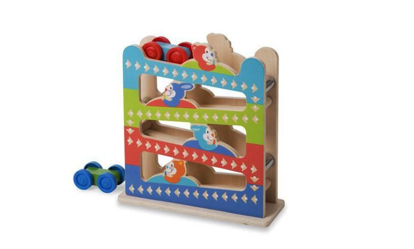Melissa and Doug Ramp Tower