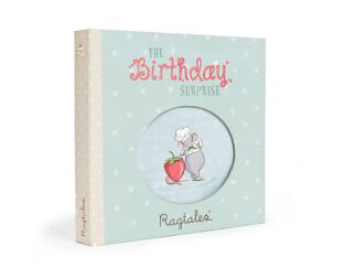 The Birthday Surprise Rag Book