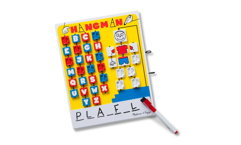 Melissa and Doug Hangman