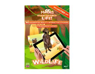 Mardles Wildlife Stickers