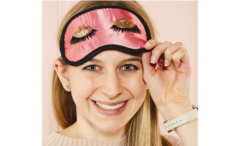 Sequins Eye Mask