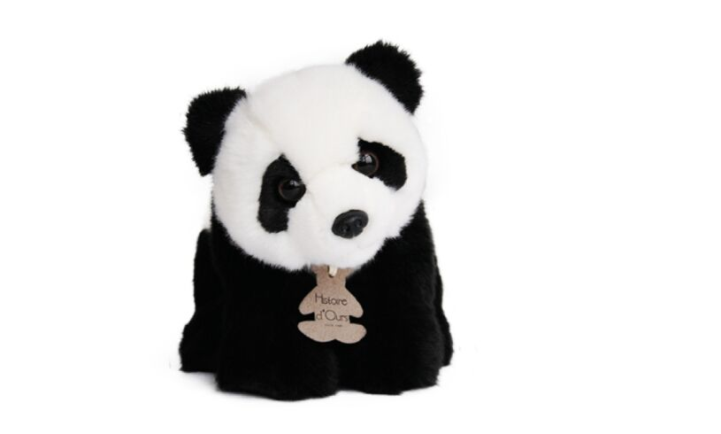 Panda from Histoire D'Ours Packaging