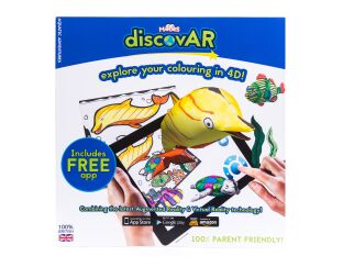 Aquatic Adventures - Colouring in 4D