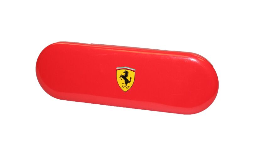 Red Ferrari Pen Tin