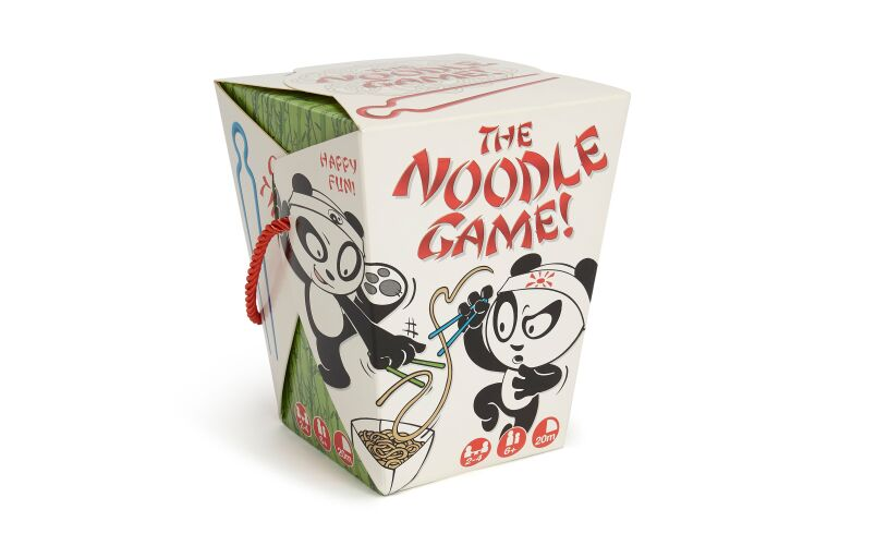 The Noodle Game Box