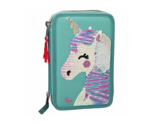 Top Model Unicorn Pencil Case