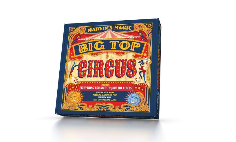 Marvin's Magic Big Top Circus