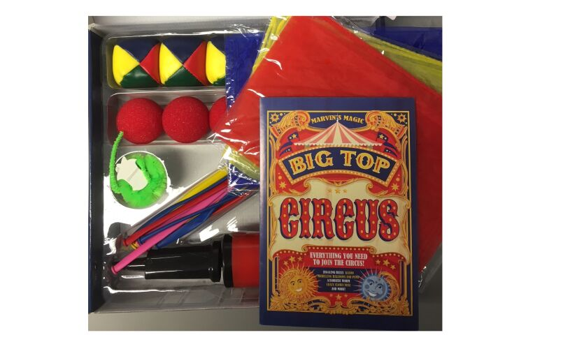 Marvin's Magic Big Top Circus Set