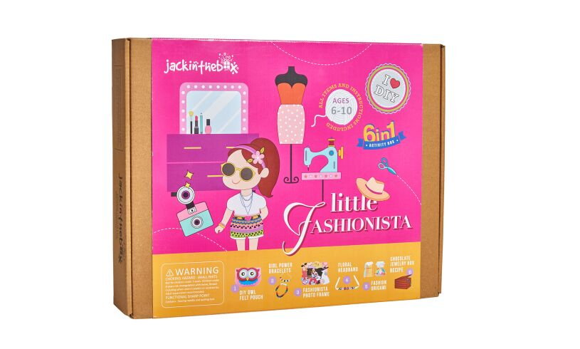 Jack in the box Little Fashionista