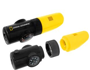 National Geographic 6 in 1 whistle