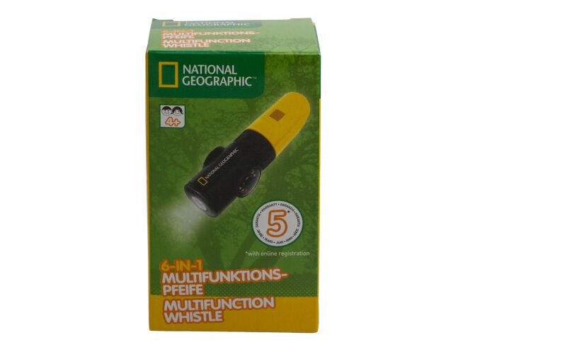 6 in 1 whistle