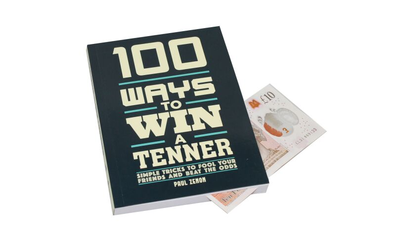 100 Ways to Win a Tenner book