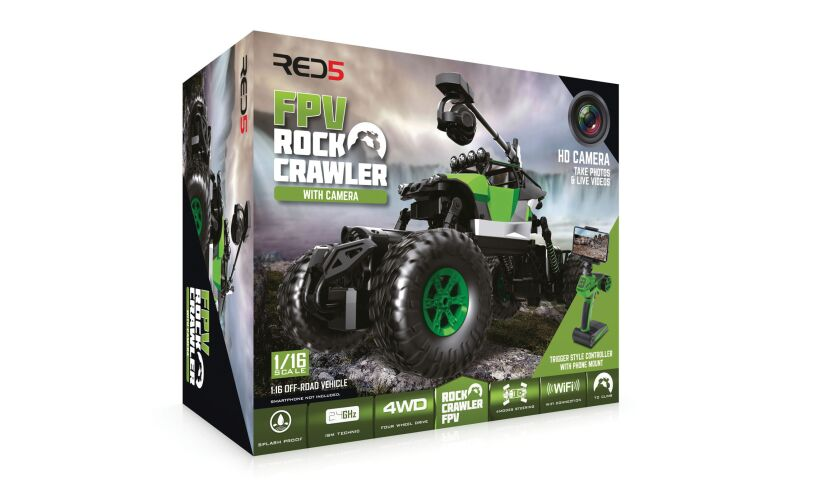 FPV Rock Crawler Box