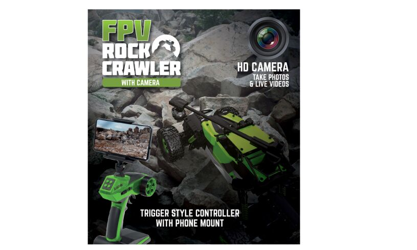 FPV Rock Crawler