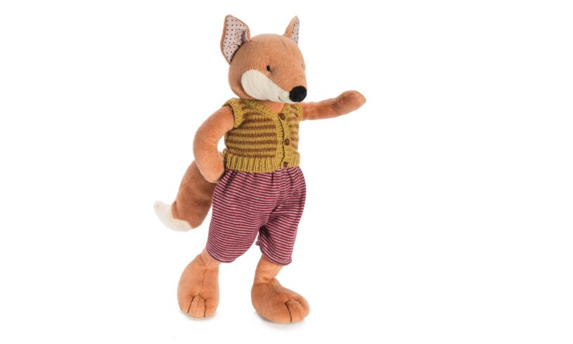 Chester the Fox Standing
