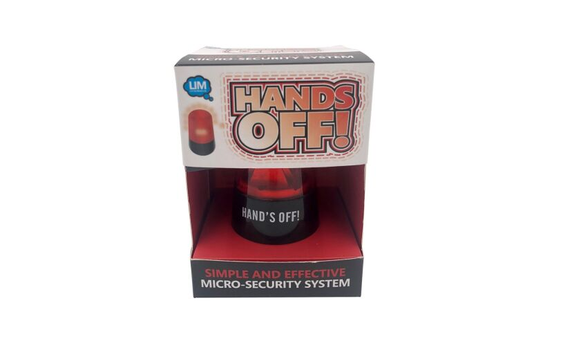 Hands Off Box