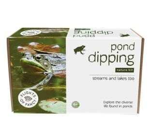 Flights of Fancy Pond Dipping