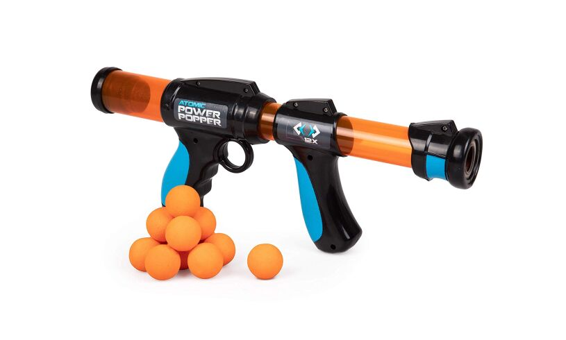 Atomic Power Popper - Foam Balls