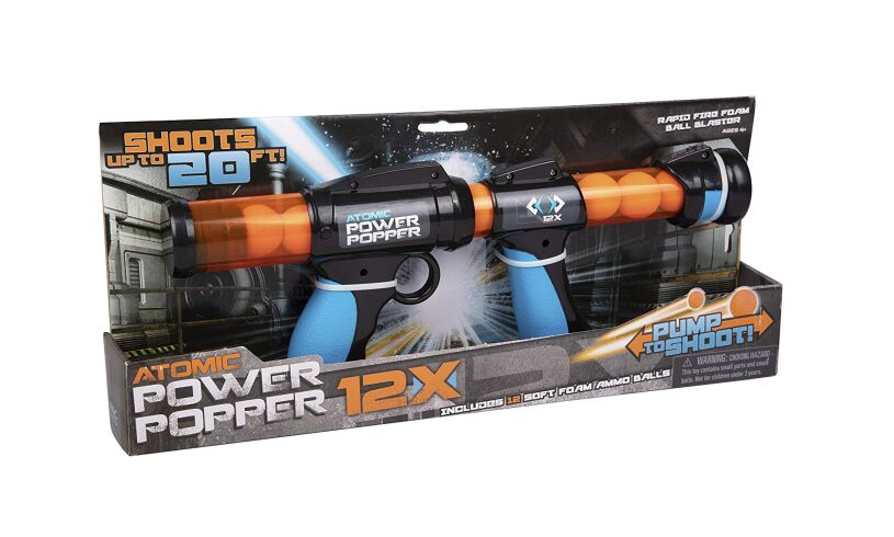 Rapid Fire Power Popper Packaging