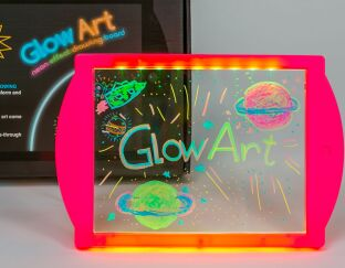 Glow Art - Neon Effect Drawing Board