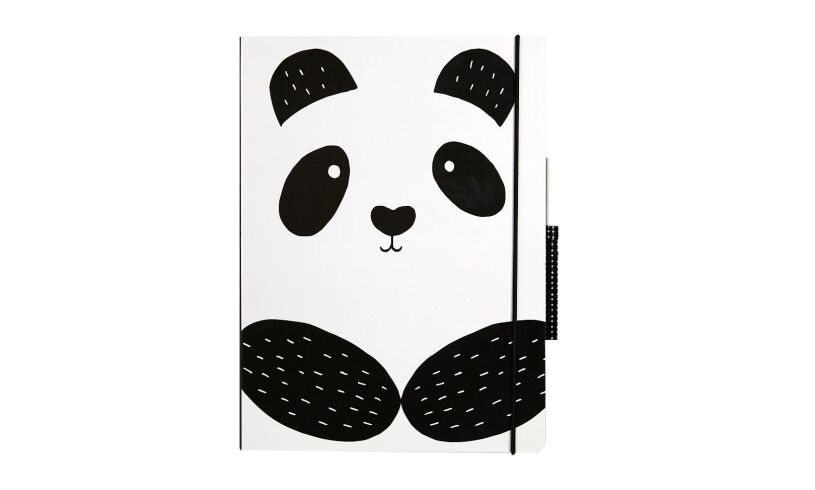 Panda A4 Luxury Notepad Set