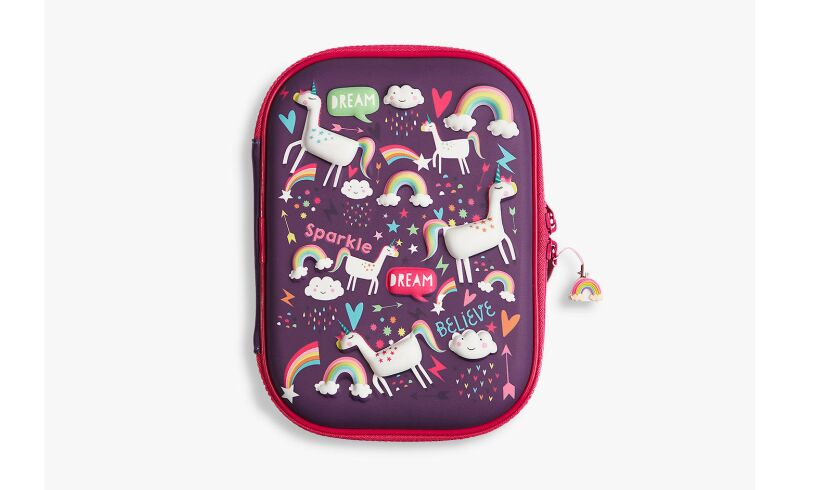 Unicorn Hardtop Pencil Case