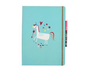 Unicorn A4 Luxury Notepad Set