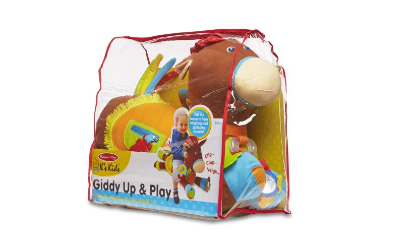 Giddy Up and Play Packaging