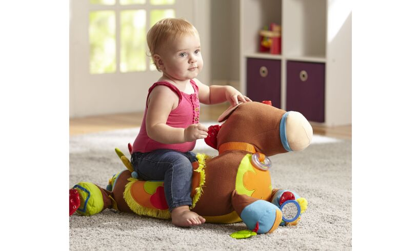 Melissa and Doug Giddy Up and Play