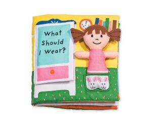 What Should I Wear Soft Activity Book