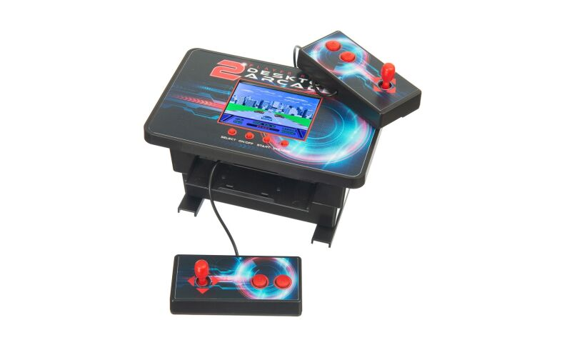 Desktop 2 player arcade