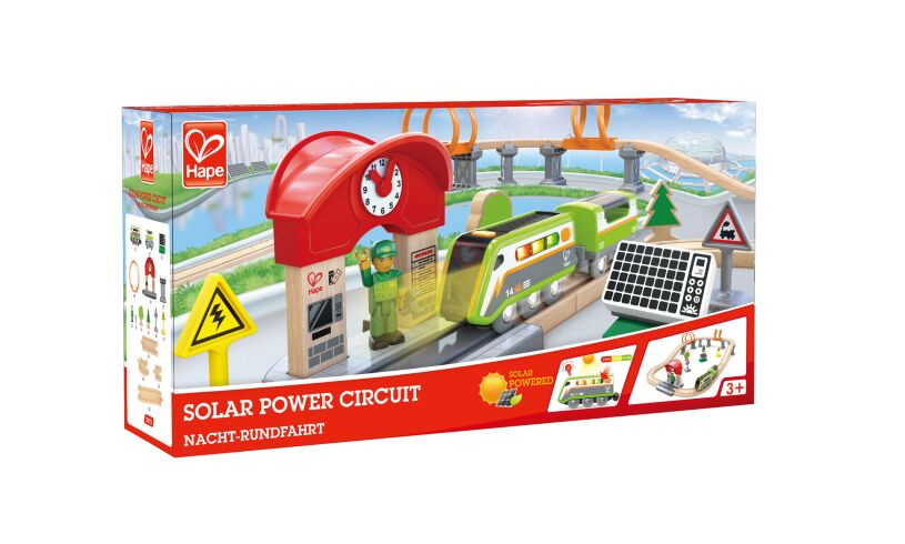 Hape Train set