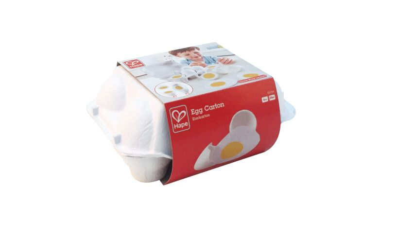 Toy Egg Carton