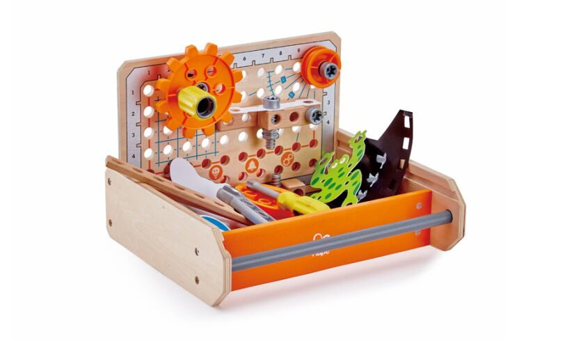 Science Experiment Toolbox E3029