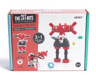 The Off Bits Character Building Kit