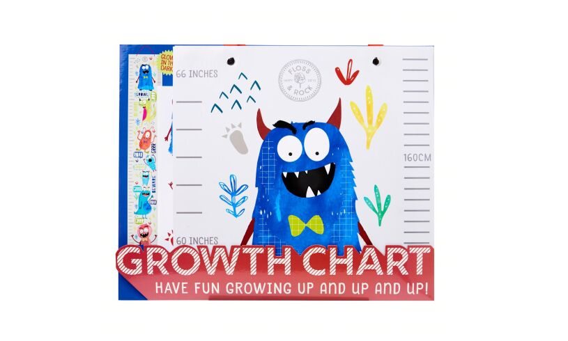Floss and Rock Growth Chart