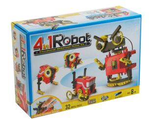 4 in 1 Robot Kit