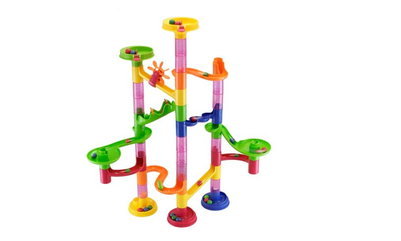 Marbureka Marble Run