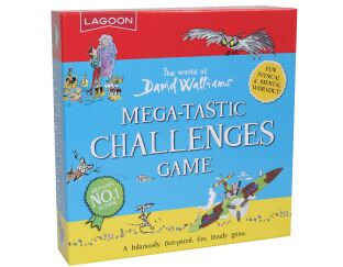 David Walliams Mega Tastic Challenges Game