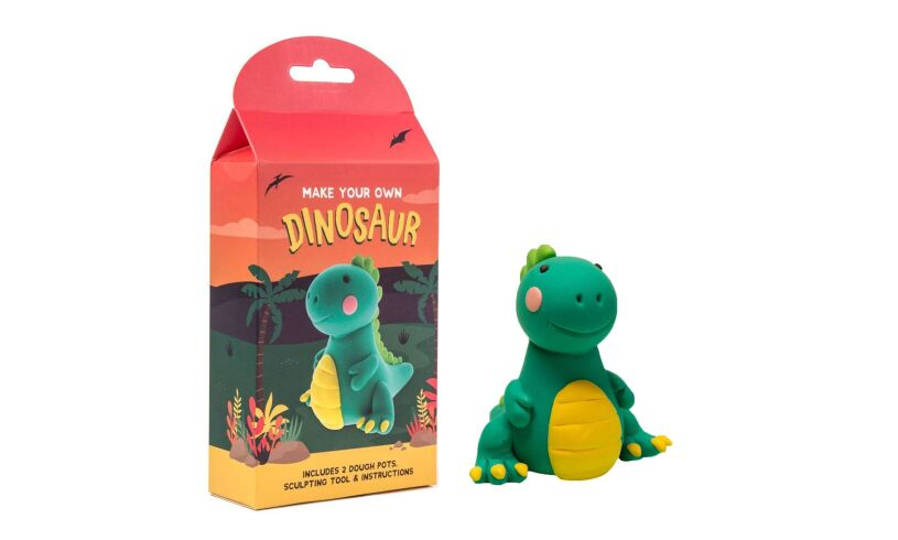 Fizz Creations Make Your Own Dinosaur