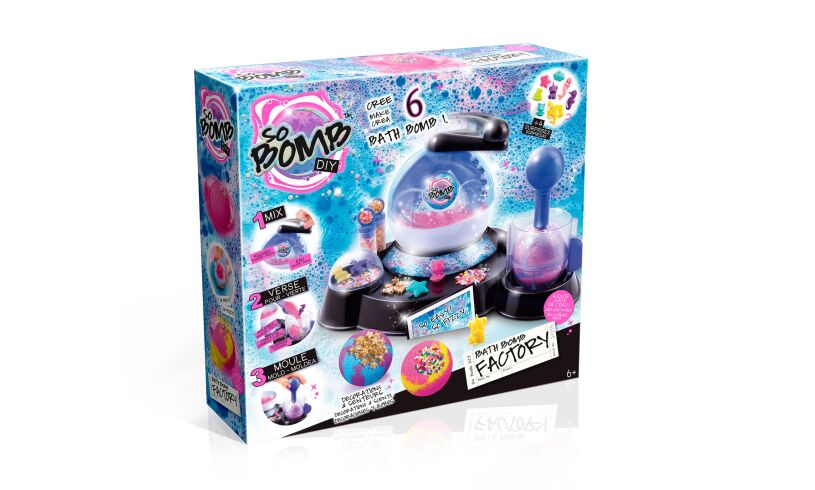 Canal Toys So Bomb DIY Factory