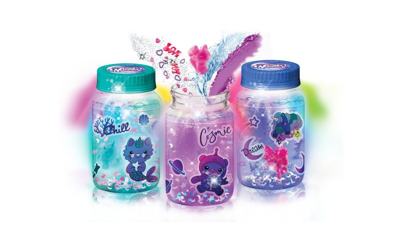 So Glow Magic Jars Kit Canal Toys