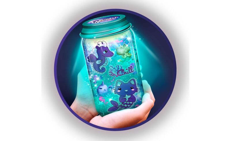 Glow in the dark Magic Jars Kit